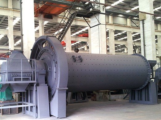 Energy - Saving Ball Mill