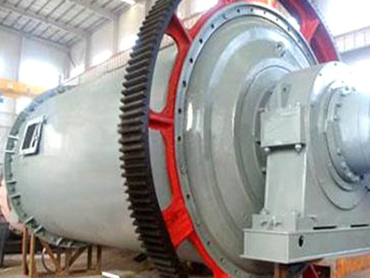 Wet Type Ball Mill